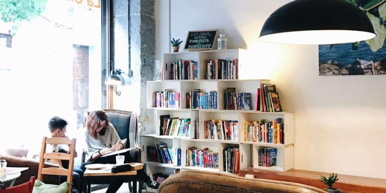 Ruta del café y libro