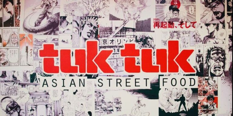 Tuk Tuk: de las calles de Asia a tu plato