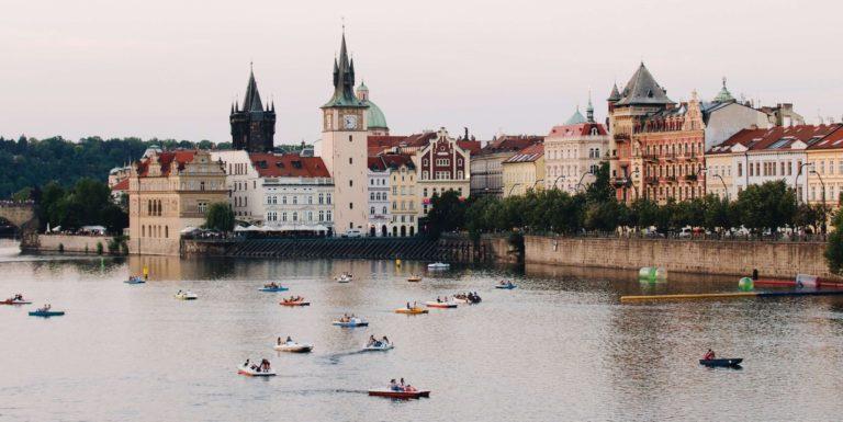 Guía para comerse Praga