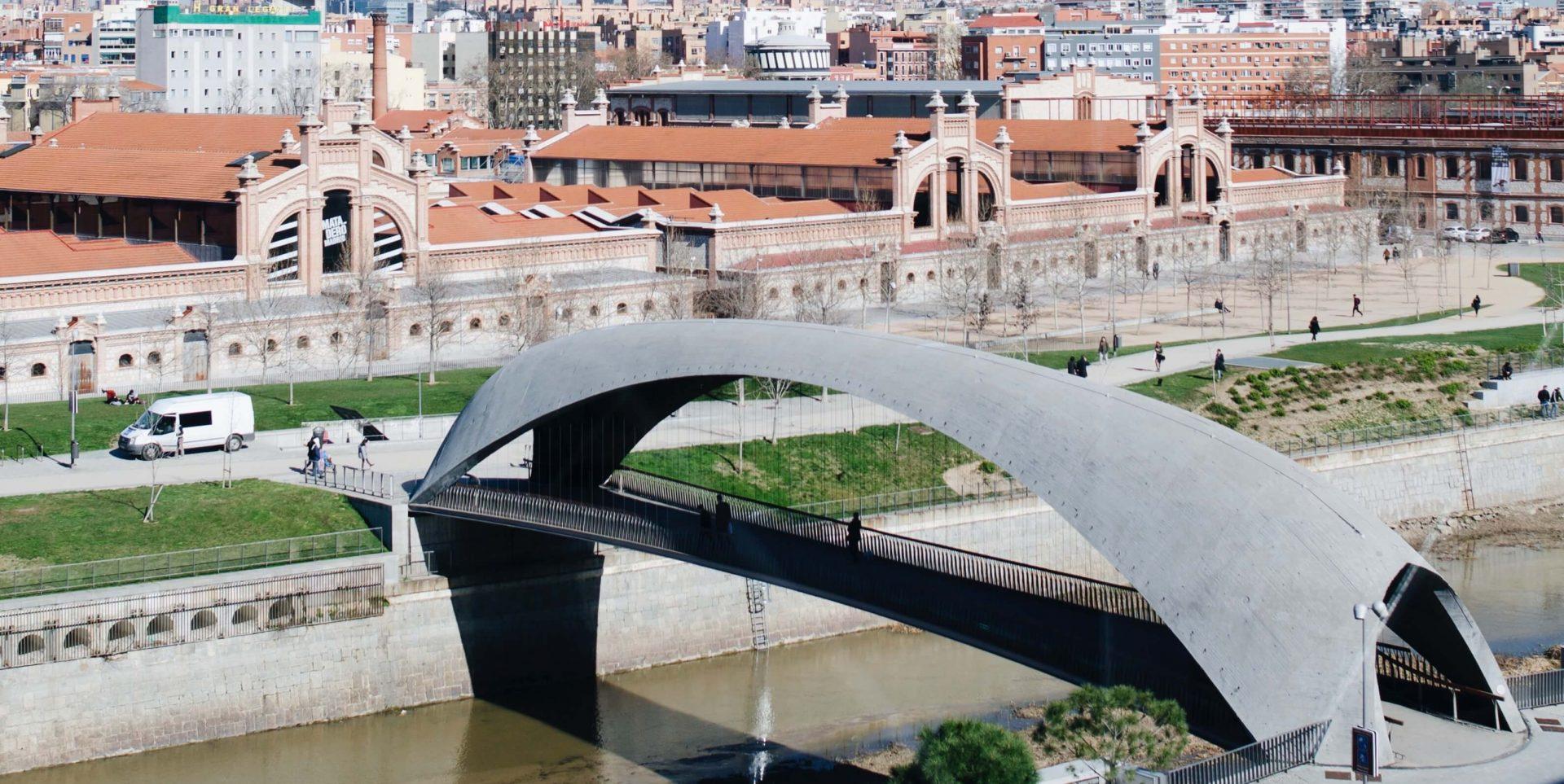 Ruta De Madrid Río Walk Eat Die
