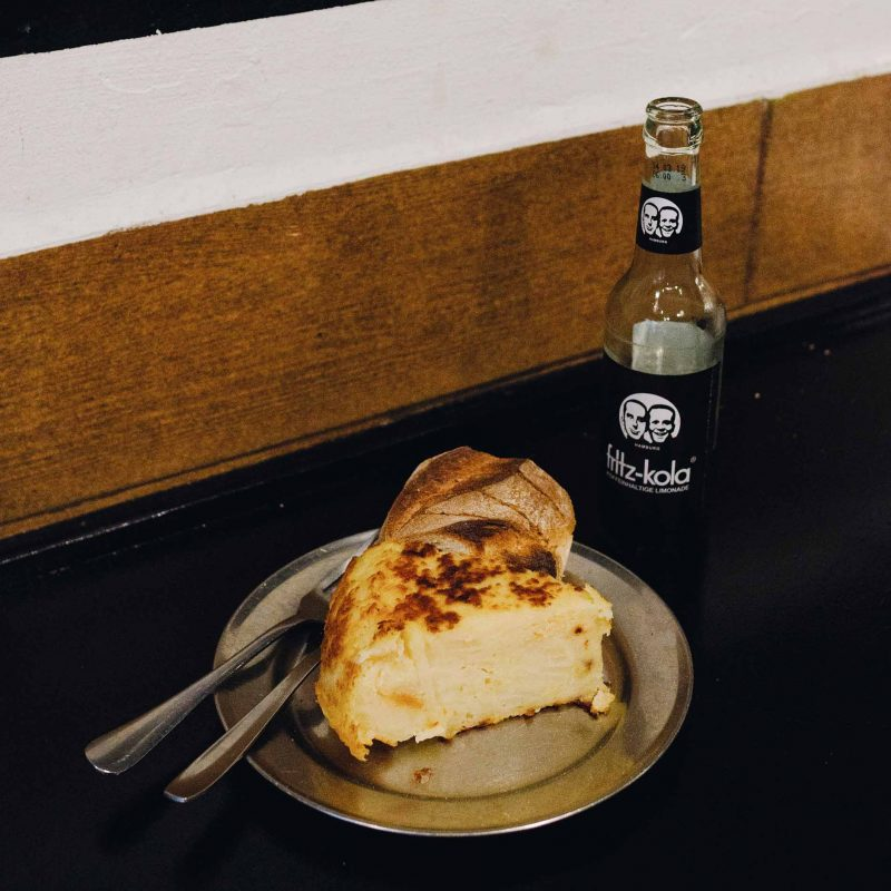 pincho de tortilla vegano madrid b13 malasaña