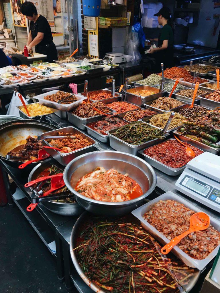 kimchi coreano seul