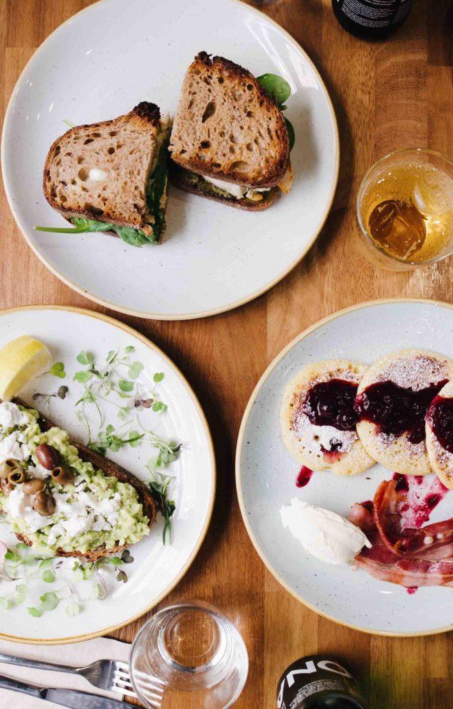 desayuno y brunch en the fix madrid