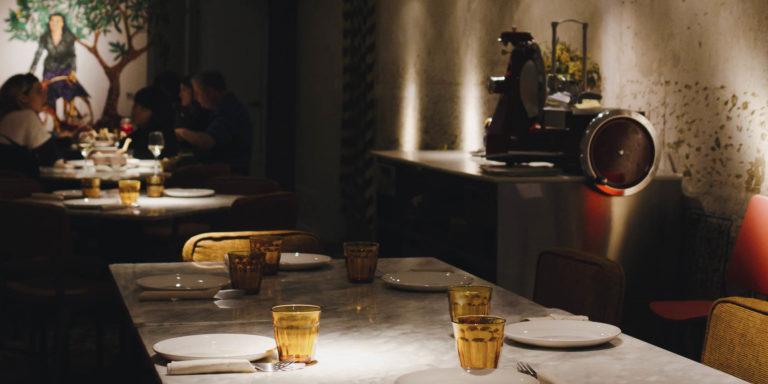 Nina Pasta Bar: esencia italiana con toques castizos en el Rastro