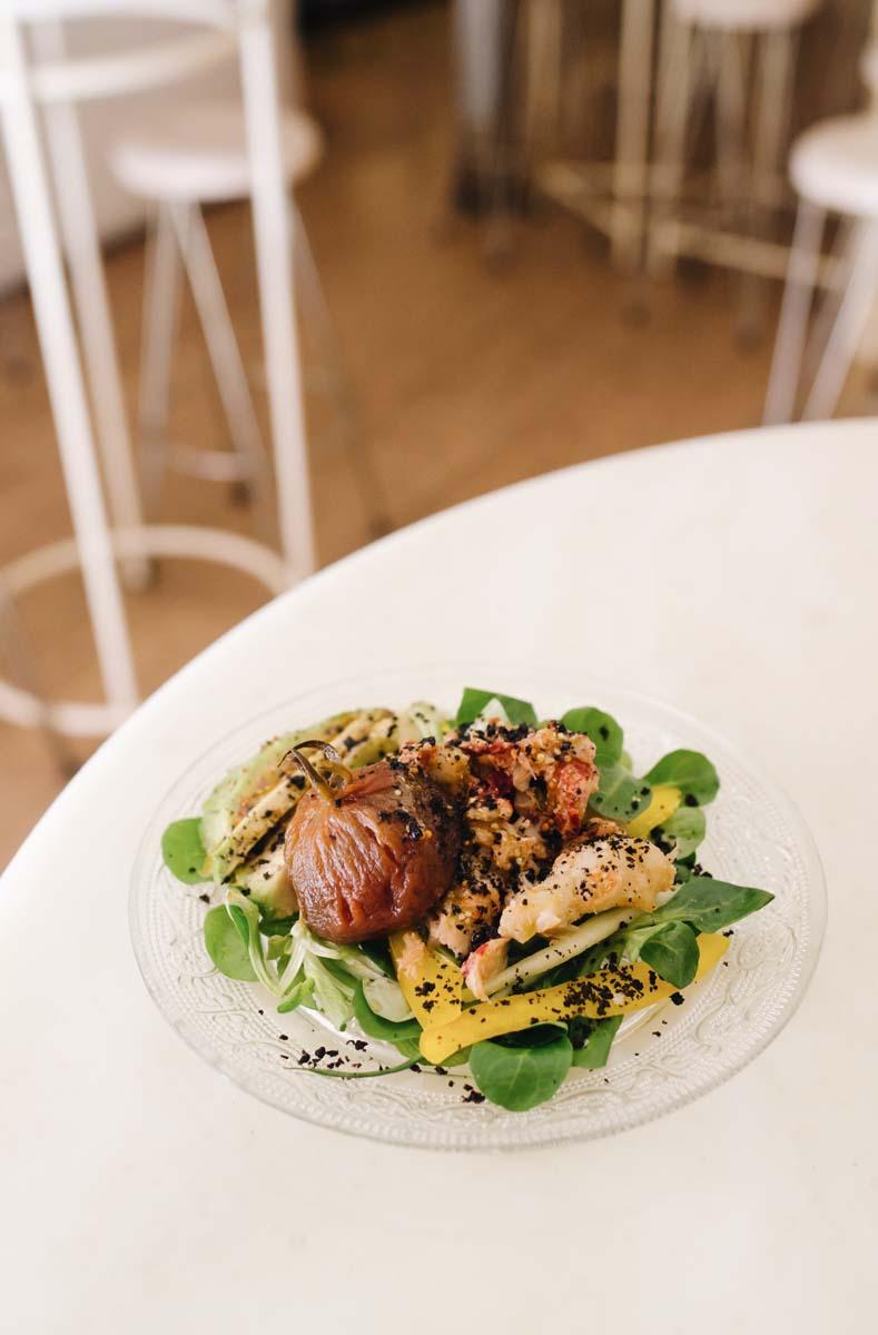 ensalada de bogavante lobsterie