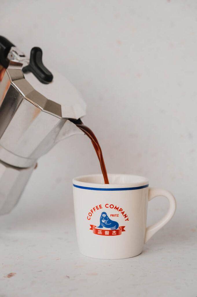 como usar la cafetera moka