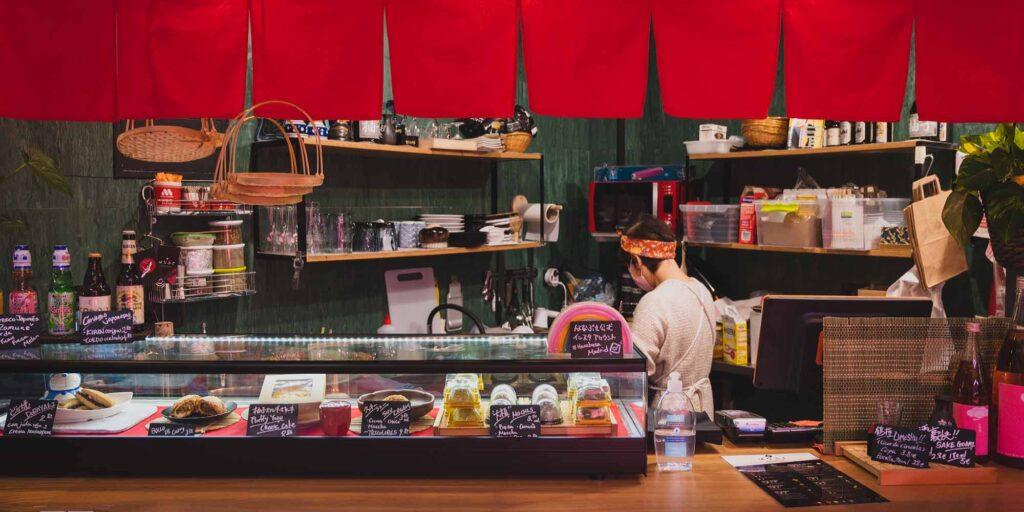 Shu cream, dulces de crema japoneses en Hanabusa