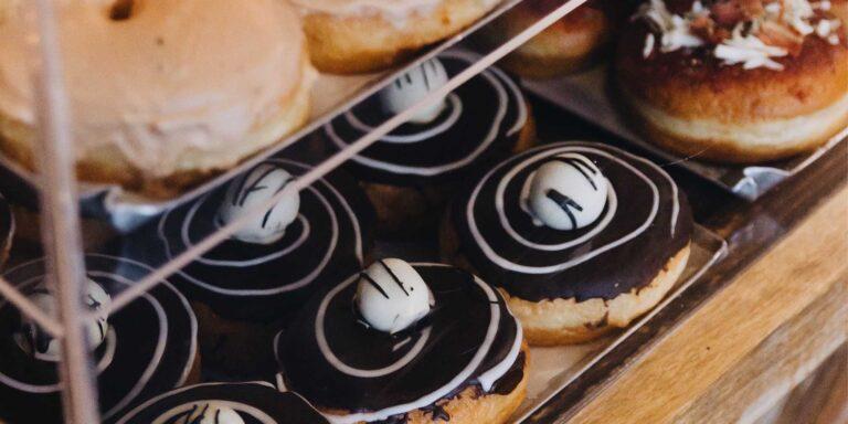 Halos, los donuts veganos de Bite Me