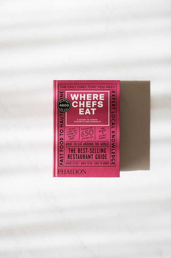 where chefs eat guia de restaurantes